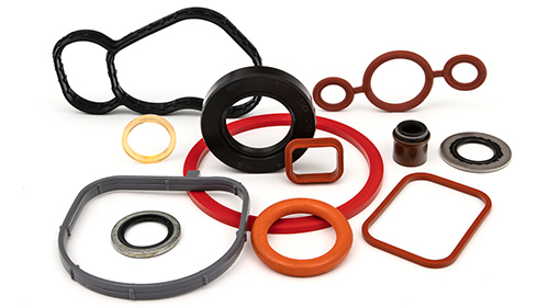 Perkins fuel system gasket and seals