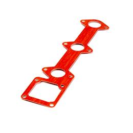 135996820 - Heat exchanger mounting gasket